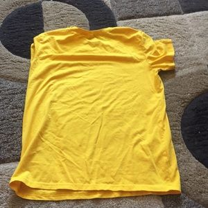 Tops - a yellow friends tee